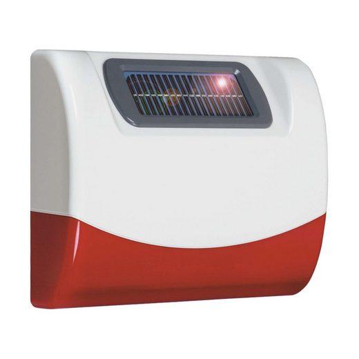 ELRO Solar Außensirene für das AG4000 Alarmsystem »AG40SRB«