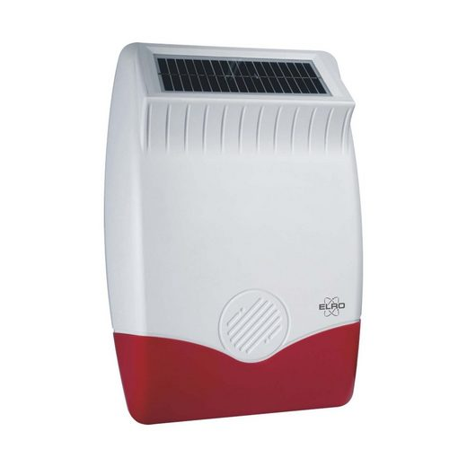 ELRO Solar Outdoor Sirene für ELRO AP5500 Pro Alarmanlage »AP55SRB«