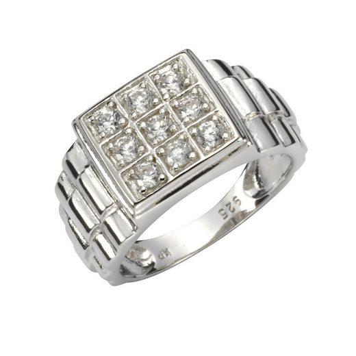 Vivance Ring »925/- Sterling Silber Zirkonia«