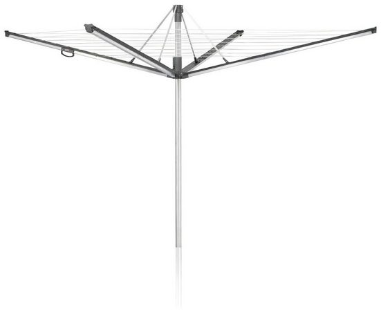 LEIFHEIT Wäschespinne »Linomatic 600 Plus«, 60 Meter Leinenlänge