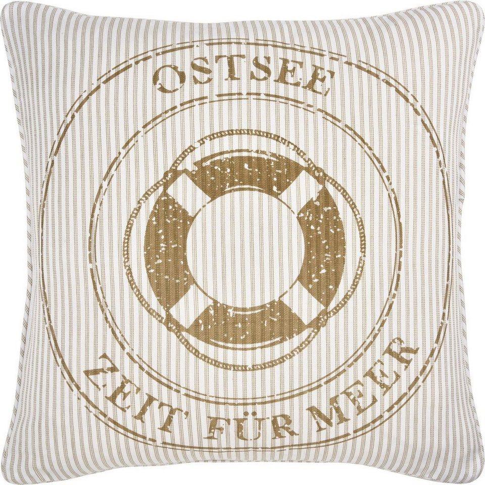 Kissenhulle Ocean Ostsee Pad Mit Themen Schriftzug Online Kaufen Otto