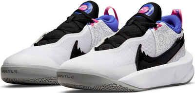 Nike »TEAM HUSTLE D 10 SE (GS)« Basketballschuh