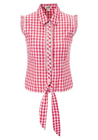 ANDREAS GABALIER KOLLEKTION Блузка из национального костюма для же...