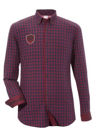 ANDREAS GABALIER KOLLEKTION Рубашка в национальном костюме с rocki...