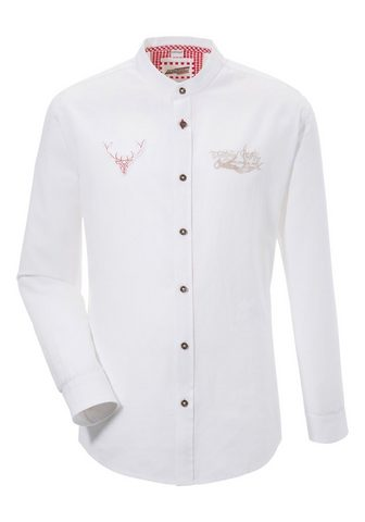 ANDREAS GABALIER KOLLEKTION Tautinio stiliaus marškiniai im Hirten...