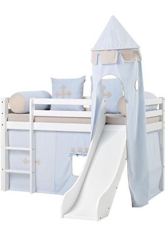 HOPPEKIDS Dviaukštė lova »Fairytale Knight«