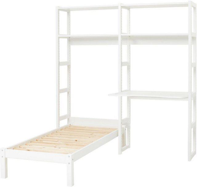 Komplettzimmer - Hoppekids Jugendzimmer Set »Skagen«, (Set, 13 tlg), inkl. Bett und Schreibtisch  - Onlineshop OTTO