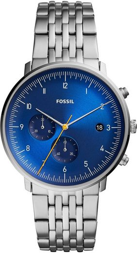Fossil Multifunktionsuhr »CHASE TIMER, FS5542«
