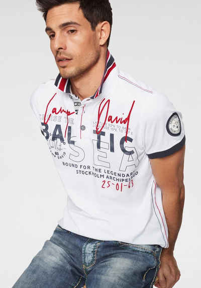 san francisco quite nice designer fashion Camp David Shirts online kaufen | OTTO