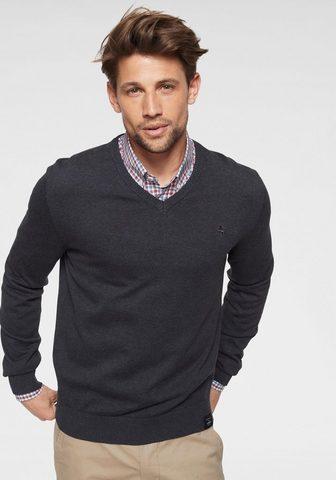 LERROS Пуловер с V-образным вырезом