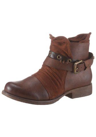 RIEKER Baikerių stiliaus batai