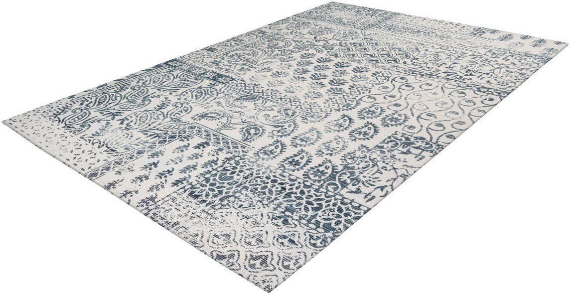Teppich »Yoga 300«, Arte Espina, rechteckig, Höhe 10 mm, In- und Outdoor geeignet | Heimtextilien > Teppiche > Sonstige-Teppiche | Blau | Arte Espina