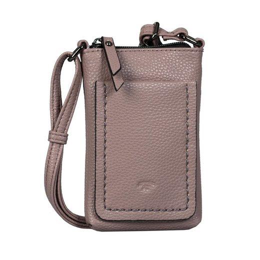 TOM TAILOR Mini Bag »Becky«, Micro-Bag für Smnartphones geeignet