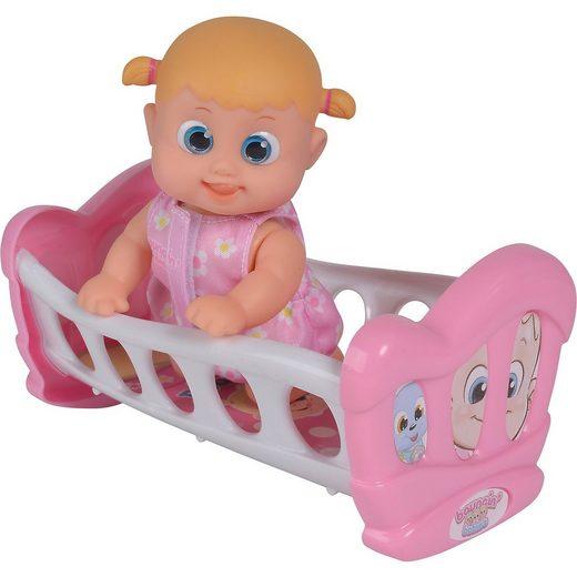 SIMBA Bouncin Babies Little Bonny mit Wiege