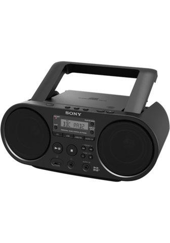 SONY Radio »Radio/ CD-Boombox ZS-PS55B su D...