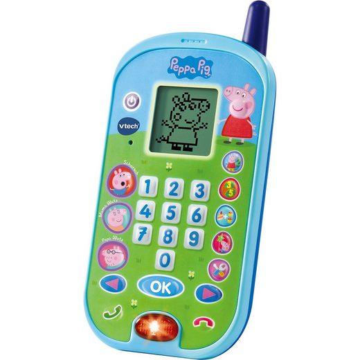 Vtech® Peppas Lerntelefon