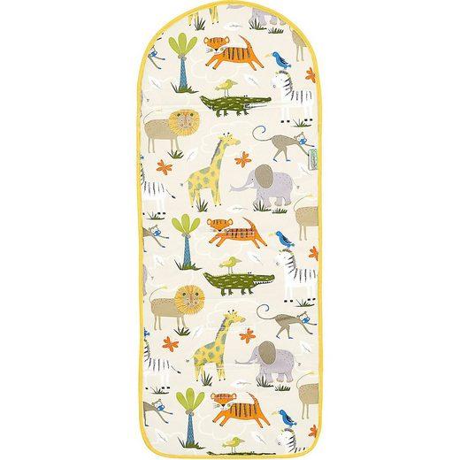 Odenwälder Auflage für Kinderwagen, Dschungel