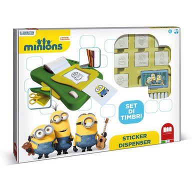 MINIONS Sticker Machine