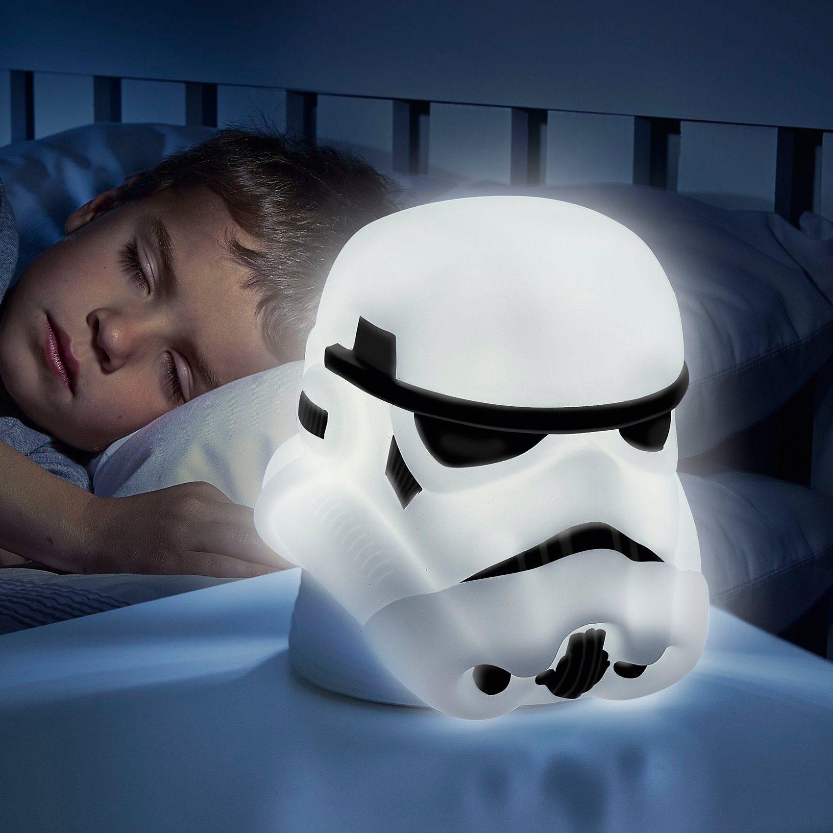 WORLDS APART GoGlow Nachtlicht, Star Wars, Stormtrooper