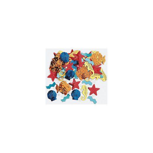 Amscan Motivkonfetti/Streudeko Meerestiere, 14 g