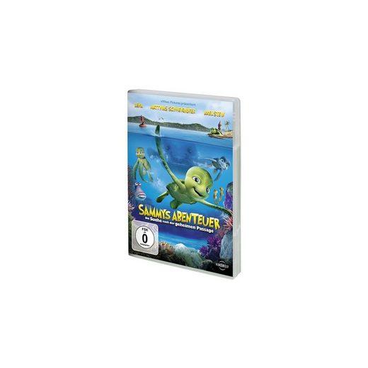 DVD Sammys Abenteuer