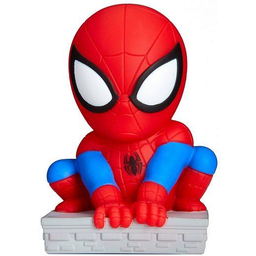 WORLDS APART Nachtlicht, Spider Man