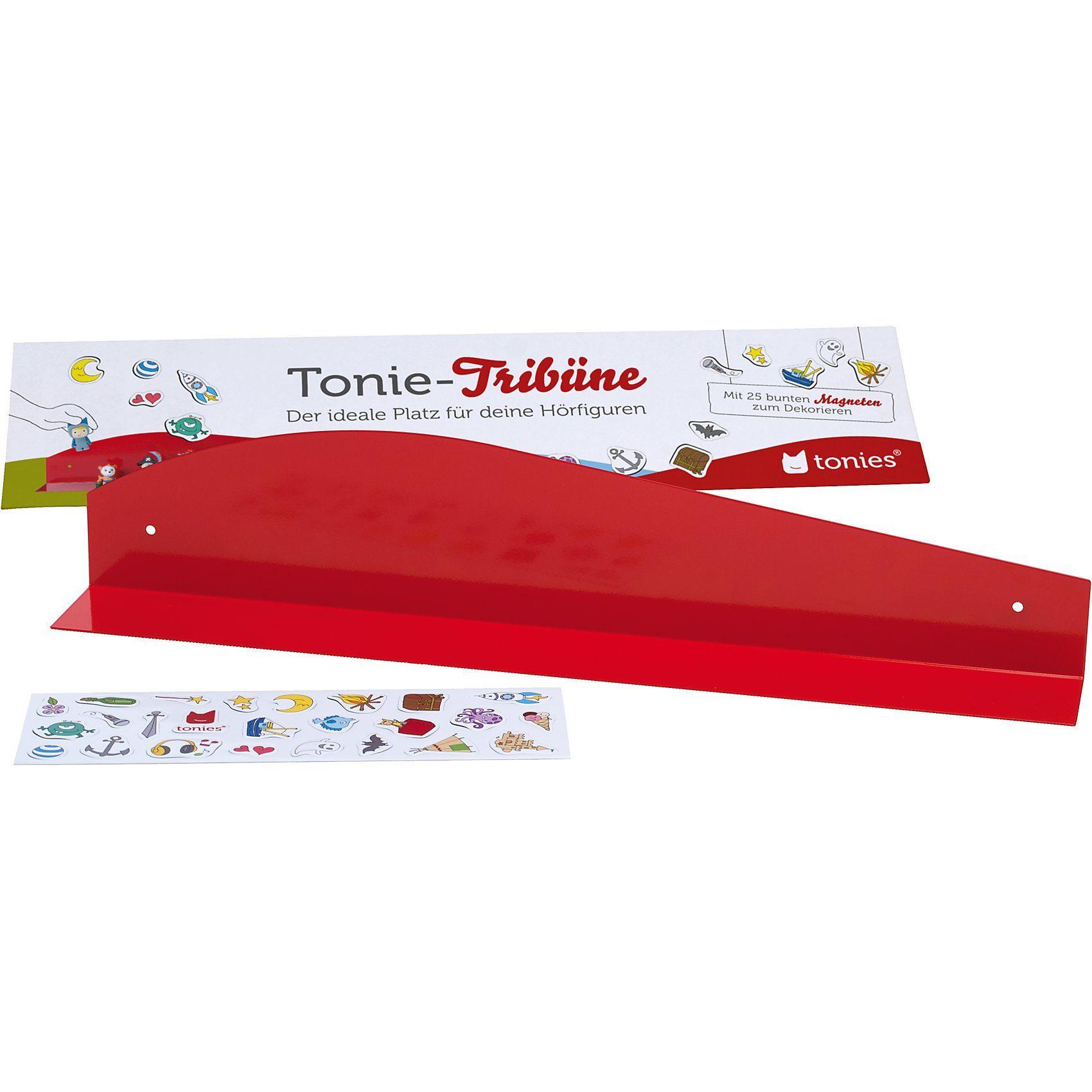 tonies - Tribüne, rot