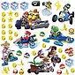 RoomMates Wandsticker Nintendo Mario Kart 8, mehrfarbig, Bild 3