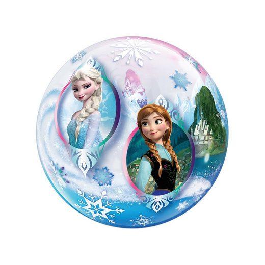 Qualatex Luftballon Bubble Balloon Die Eiskönigin Frozen