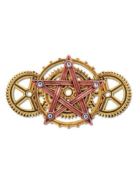 Adelia´s Amulett »Anne Stokes Engineerium Talisman Brosche«, Penta Meridia - Für Ausgeglichenheit und Entwicklung | Schmuck > Broschen | Adelia´s