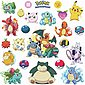 RoomMates Wandsticker Pokemon Iconic, 24-tlg., Bild 1