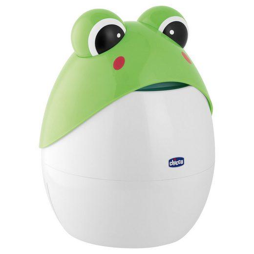Chicco Aerosol-/ Inhalationsgerät Super Soft, Frosch