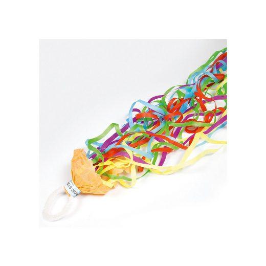 Folat Konfettiregen Magic Streamer Multicolor, 2 Stück