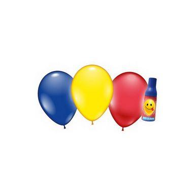 Karaloon Luftballons inkl. Aufblashilfe