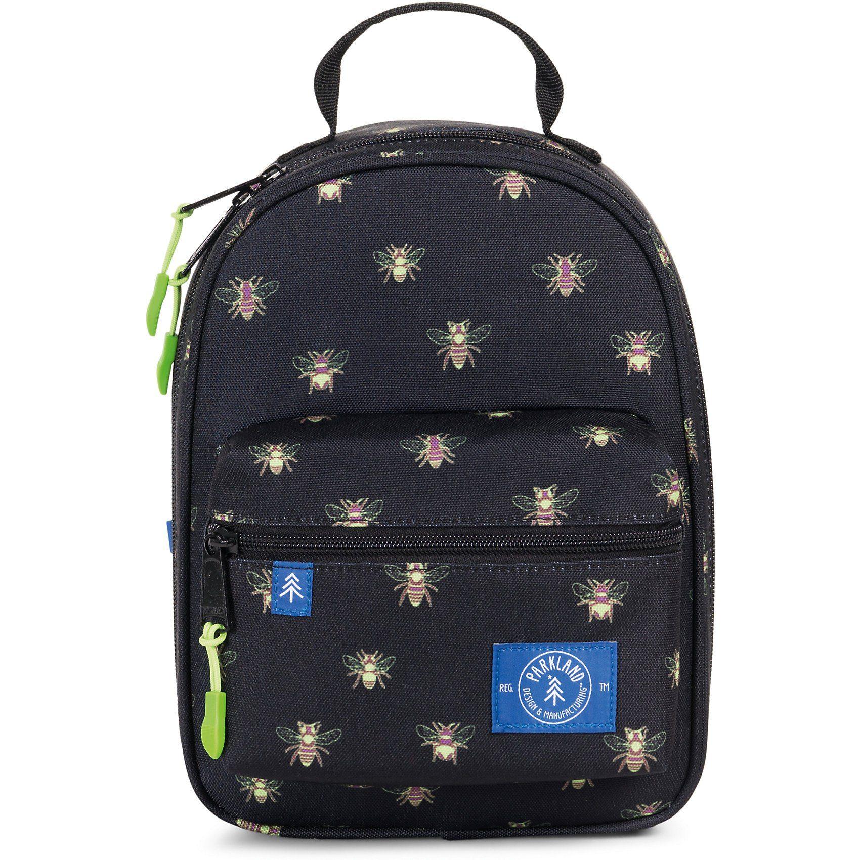 Unisex PARKLAND Kühltasche Lunch Bag THE RODEO Bee Flash schwarz | 00828432199778