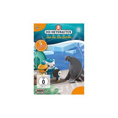 Sony DVD Oktonauten,Die-08/und der See-Elefant