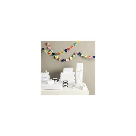 Rico-Design Verlag Papiergirlande Bälle, 1,5 m