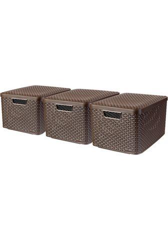 CURVER Ящик для хранения »STYLE Коробка...