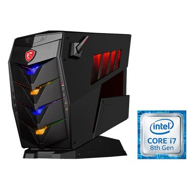 MSI Intel i7-8700 16GB SSD + HDD GeForce RTX 2080 »Aegis 3 8SD-220DE«