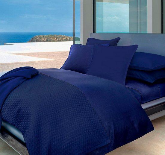 Bettwäsche »LOFT«, Hugo Boss Home, mit feinem Muster