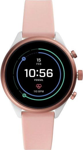 Fossil Smartwatches SPORT SMARTWATCH, FTW6022 Smartwatch (1,19 Zoll, Wear OS by Google)