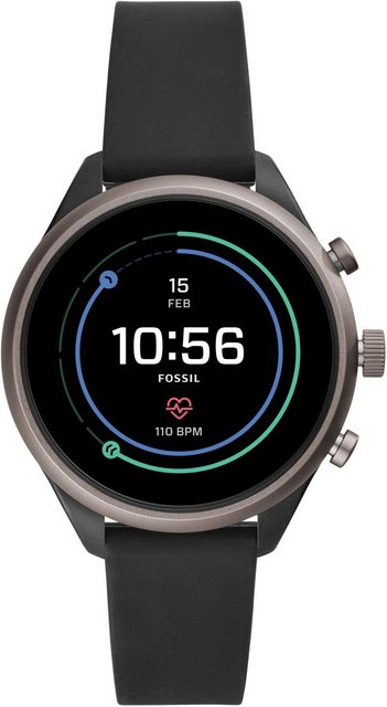 Smartwatches - Fossil Smartwatches SPORT SMARTWATCH, FTW6024 Smartwatch (1,19 Zoll, Wear OS by Google)  - Onlineshop OTTO