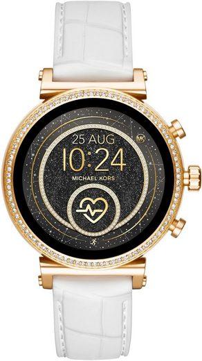 MICHAEL KORS ACCESS SOFIE, MKT5067 Smartwatch (mit individuell einstellbarem Zifferblatt)