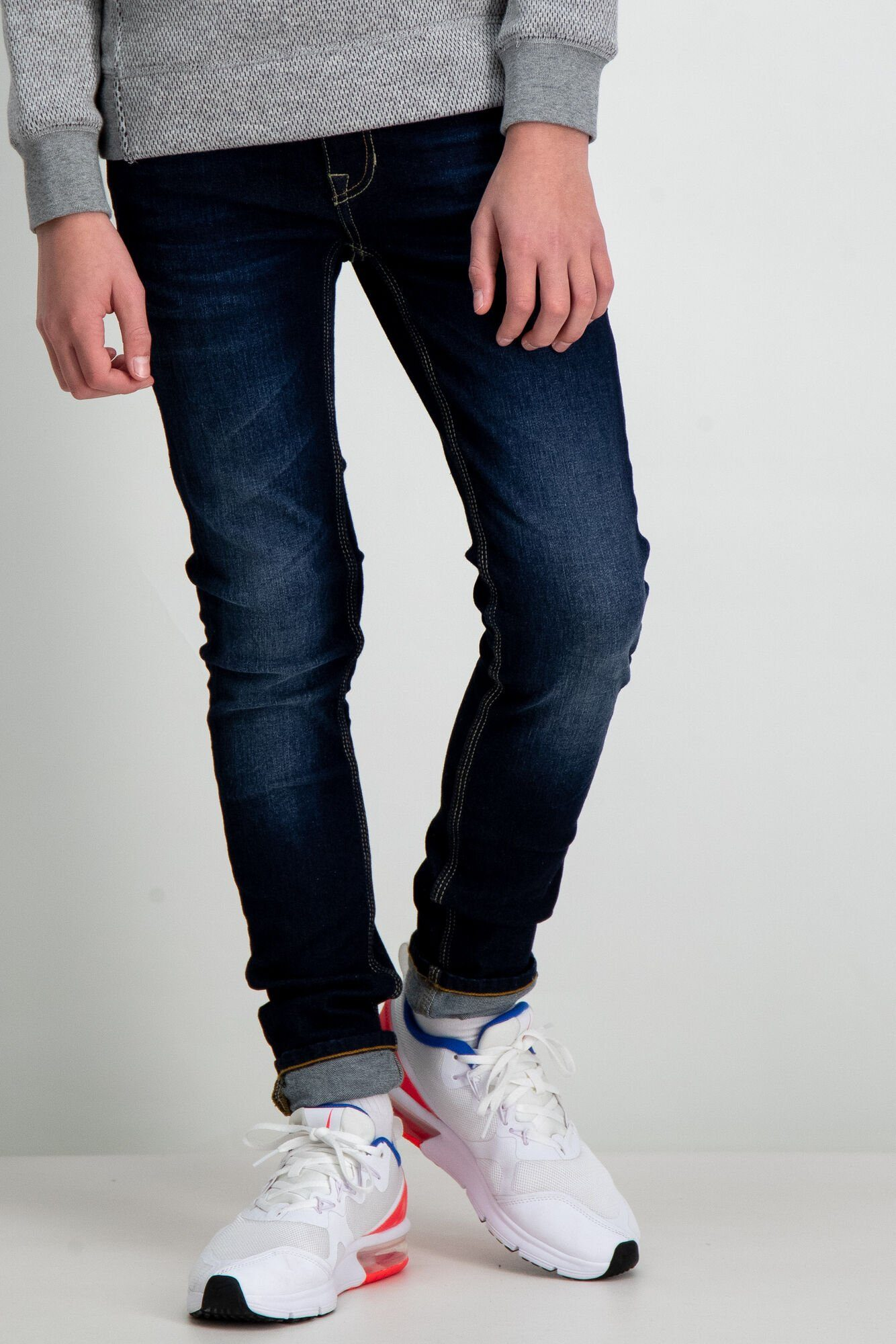 Garcia Regular-fit-Jeans mit Elasthan