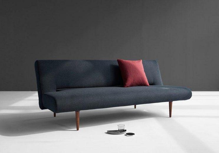 INNOVATION™ Schlafsofa »Unfurl«, im Scandinavian Design, mit verstellbarer Rückenlehne