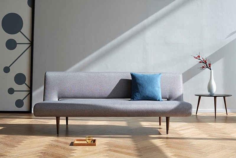 INNOVATION LIVING ™ Schlafsofa »Unfurl«, im Scandinavian Design, mit verstellbarer Rückenlehne