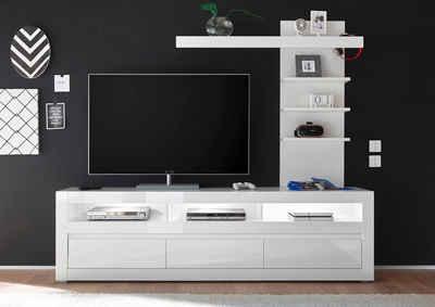 INOSIGN TV-Wand »Carat«, (2-tlg)