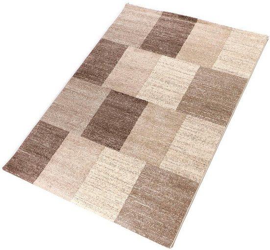 Teppich »Carlo 2«, Living Line, rechteckig, Höhe 12 mm, modernes Design, Wohnzimmer