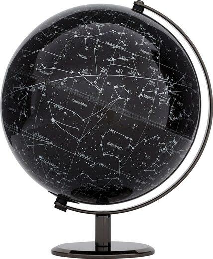 emform® Globus »Milky Way Black red light«