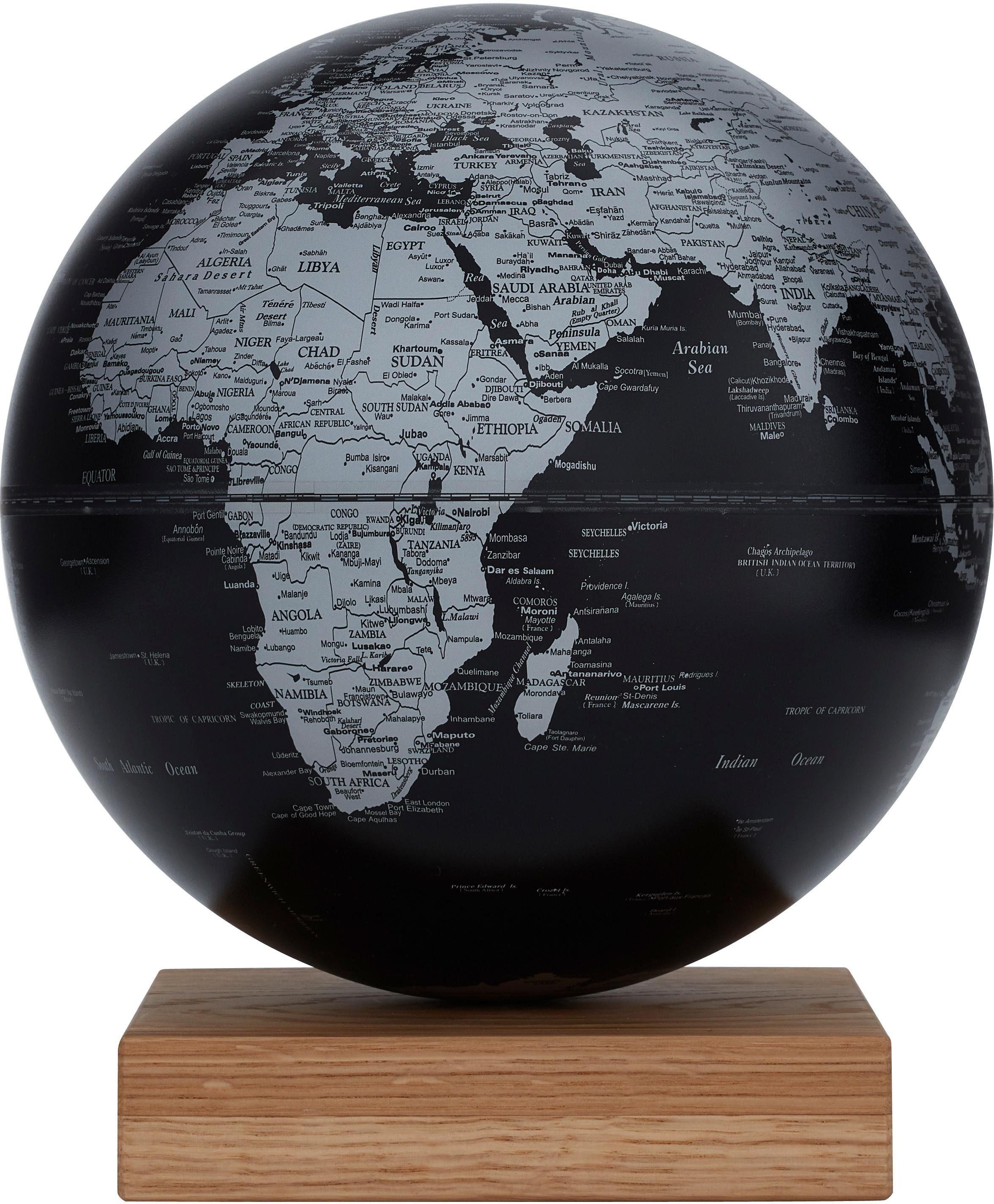 emform® Globus »Platon Oak matt black«